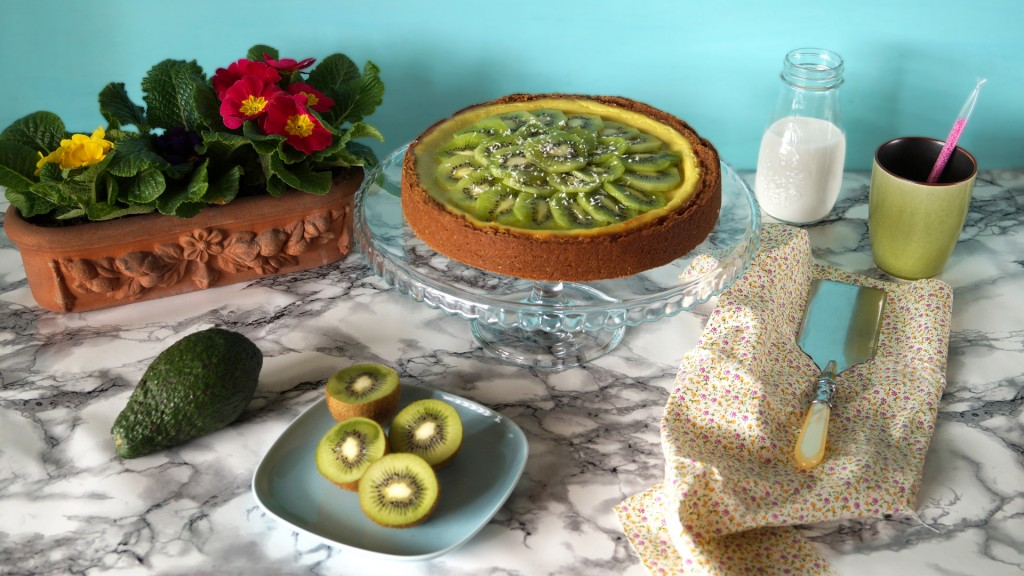 CHEESECAKE AVOCADO KIWI 1